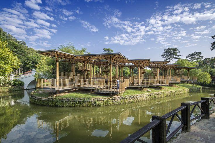 eleena jamil situates bamboo playhouse in kuala lumpur