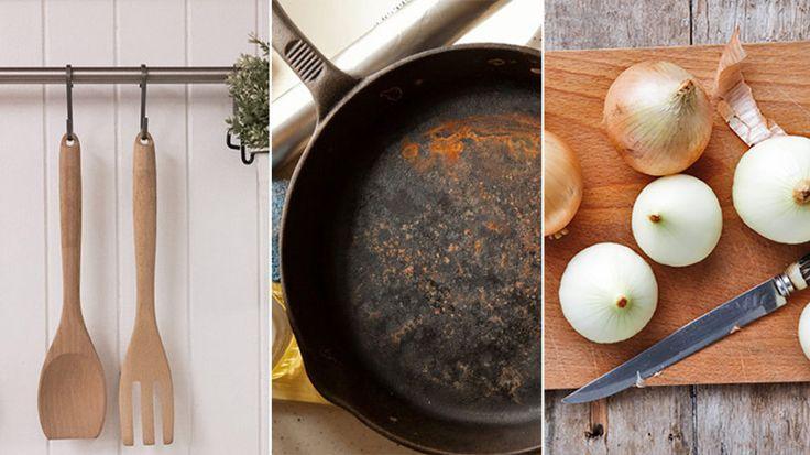 Så får du enkelt bort ofräsch lukt och gamla matrester – 6 tips