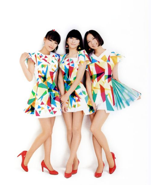 prfm: Perfume in the November 2013 issue of SKYWARD