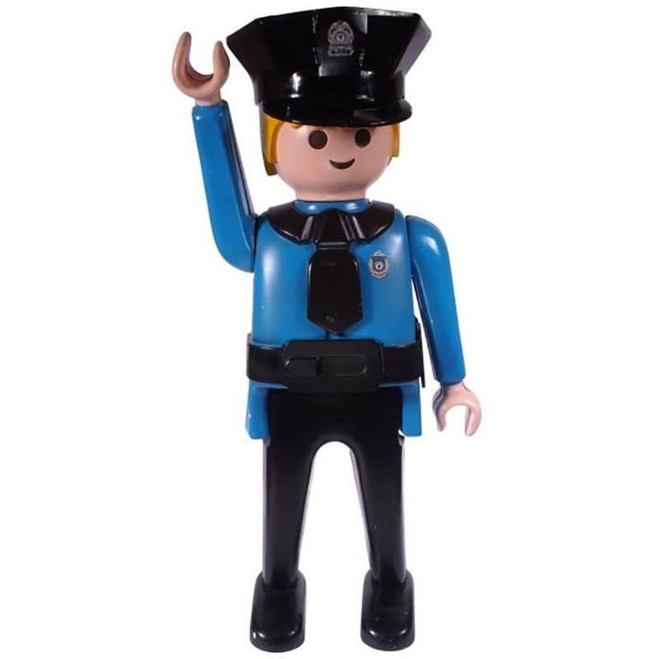 Rare and Monumental Playmobil Man Store Display 1
