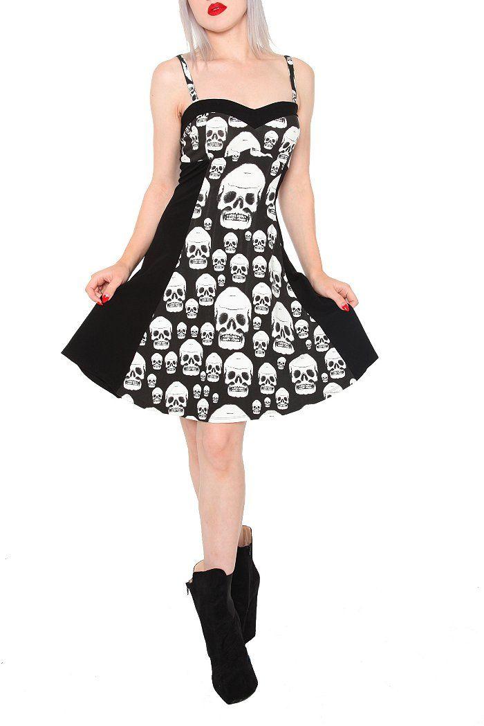 25+ Best Ideas About Skull Dress On Pinterest