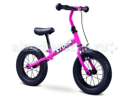 Toyz Storm  — 3880р. -------------------------------------------  Toyz Беговел Storm purple - этот металлический беговел предназначен для детей в возрасте от 2 до 6 лет, на создание которого вдохновили профессиональные гоночные велосипеды. Как и все остальные беговелы он оснащен надувными колесами. Комфортная езда даже по бездорожью - широкие надувные колеса преодолеют любые неровности и обеспечивают отличную амортизацию, динамичный внешний вид, который побуждает ребенка к активному…