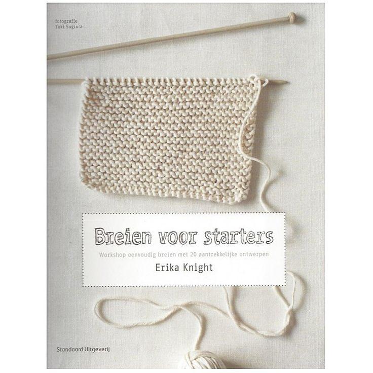 Boek breien voor starters