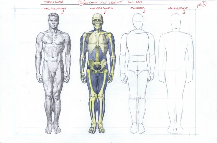 3D Total Beginners Guide to Comic Art Page 1