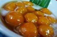 Surinaams eten!: Javaanse kolak van zoete aardappel: Een heerlijk z...