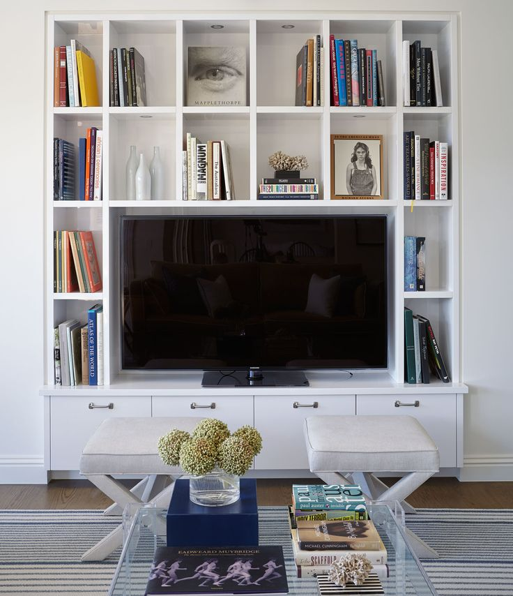 Best 25+ Tv bookcase ideas on Pinterest | Built in tv wall unit ...