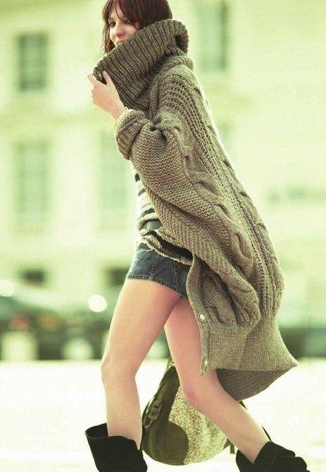 Ashen Disheveled Editorials. Big SweaterSweater CoatsSweater JacketCable  Knit SweatersCozy SweatersOversized ... - Best 25+ Cable Knit Cardigan Ideas On Pinterest Knit Cardigan