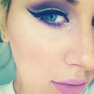 Chrisspy makeup
