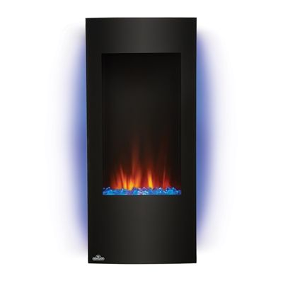 Napoleon NEFV38H Azure™ Vertical 38-in Wall Mount Electric Fireplace