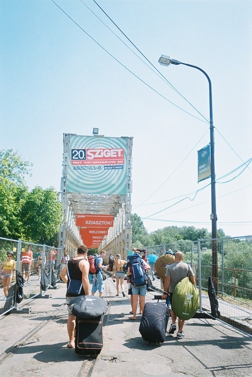Sziget Festival 2012 - Hungary