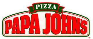 Out and About: Papa John's | Amandairy Free