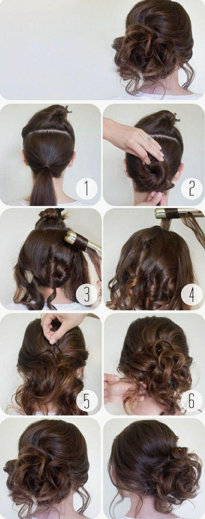 31+ Frisuren für lange Haare zum Selbermachen - Frisuren - # Frisuren #Haar #Ha ..., #diyhair ...