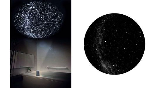 how to make a planetarium at home