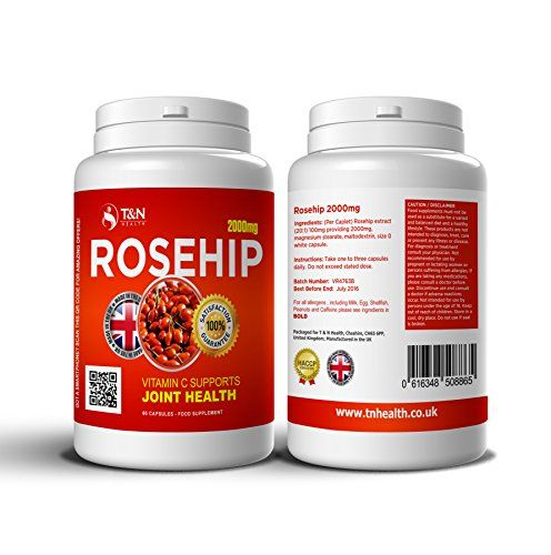 From 15.99 Rosehip Tablets For Arthritis - Rich In Vitamin C - Good For Your Joints. Rosehip Benefits Are Also Great For Increased Energy And Motivation Boosting Your Immunity And General Wellbeing.
