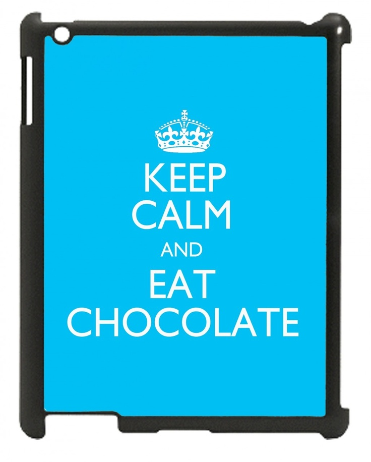 Wordon.com.au - Keep Calm and Eat Chocolate iPad Mini Case, $22.95 (http://www.wordon.com.au/products/keep-calm-and-eat-chocolate-ipad-mini-case.html)