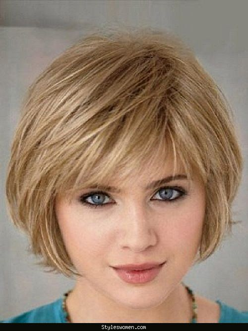 short hairstyle for thin hair - Google Search