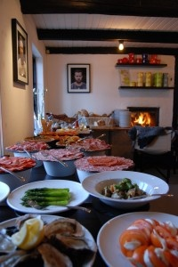 Restaurang Ambiance at Vindåkra gård
