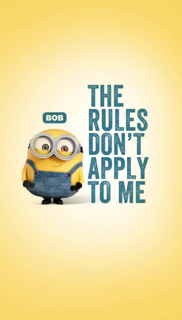 Aww Bob Is The Cutest Minion