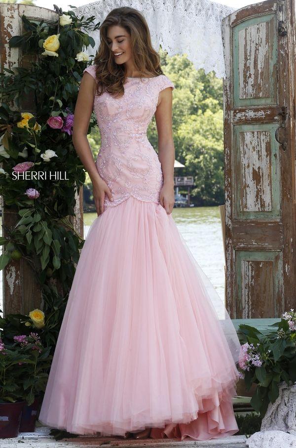 373 best Prom dress images on Pinterest | Party wear dresses ...