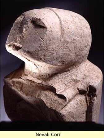 Anatolia: Catal huyuk and Gobekli Tepe - The ancient Black people of Turkey - Nevali Cori , figures