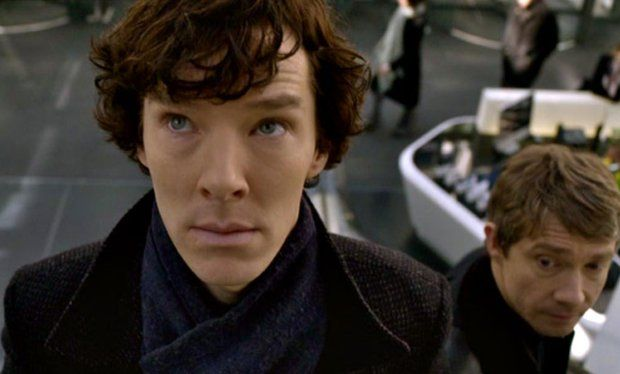 """Sherlock series 3: what do we know so far – and what can we deduce?"" Great article, very interesting."