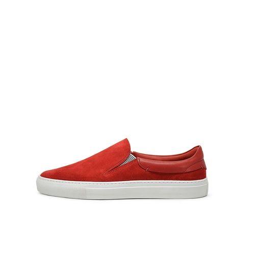 Phoenician Rosso Slip-On