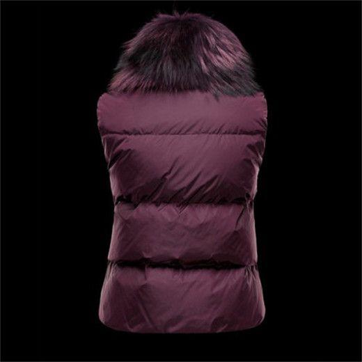 veste de ski femme, manteau Moncler Doudoune Veste Femme pas cher CER Violet, veste pas cher
