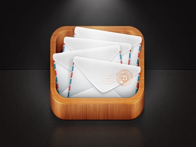 Best Examples of Detailed iOS #Icons for #Applications