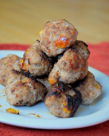 Paleo Breakfast Meatballs from http://canadagirleatspaleo.com