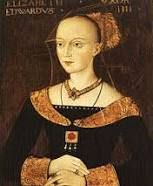 Elizabeth Woodville Queen of Lancastrian/Plantagenet King Edward IV and grandmother to the infamous King Henry VIII of the House of Tudor