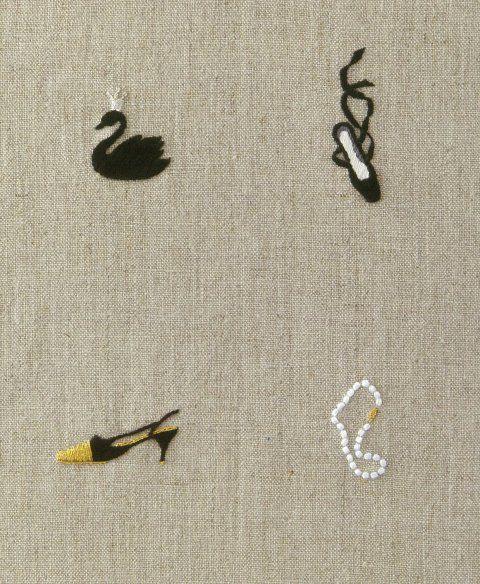 The Enchanting Embroidery of Reiko Mori