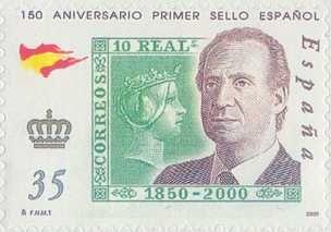 150  años del Sello Español - 2000
