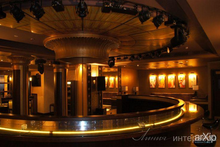 Ночной клуб в стиле ар-деко: интерьер, ар-деко, ночной клуб, дискотека, 100 - 200 м2, зал #interiordesign #artdeco #nightclub #disco #100_200m2 #hall arXip.com