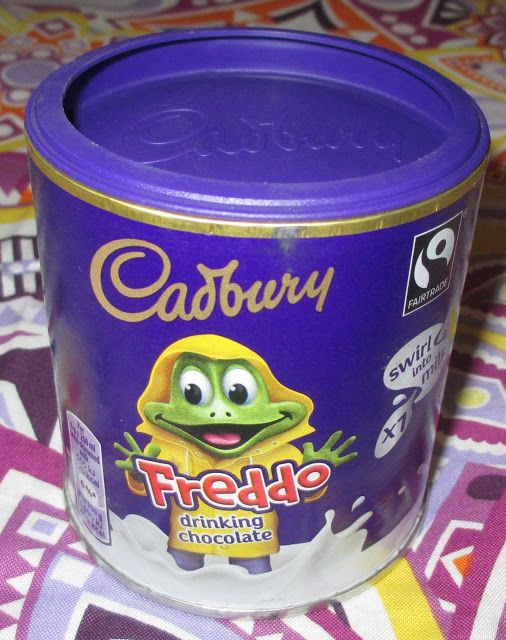 FOODSTUFF FINDS: Cadbury Freddo Drinking Chocolate (Morrisons) By @Cinabar