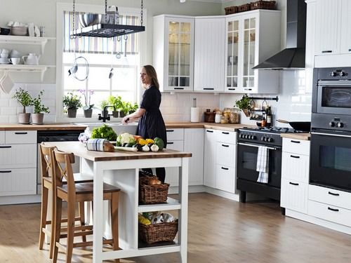 This Ikea Kitchen Island Stenstorp Is A Nice Wallpaper And Stock Photo For Your Computer Desktop Or Smartphone And Your Personal Use And It Is Available In