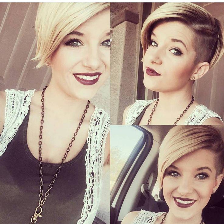 Ga jij voor blond? 14 schitterende korte kapsels voor vrouwen met blond haar!
