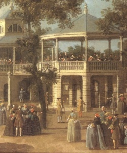 18 best images about regency vauxhall gardens on for House music london