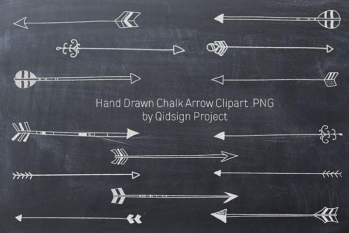 Hand Drawn Chalk Arrow Clipart Png 240085 Illustrations Design Bundles How To Draw Hands Arrow Clipart Chalkboard Arrow