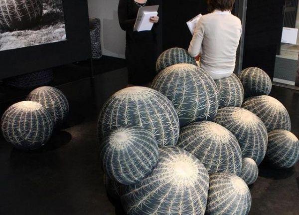 Kaktus Sofa Spaß Und Komfort Im Wohnzimmer Bequem