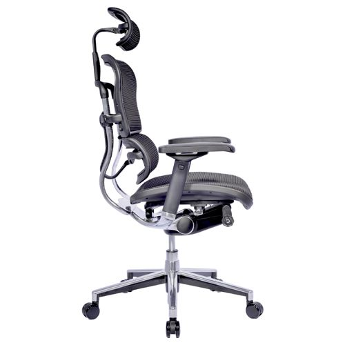 Modern, ergonomic office chair