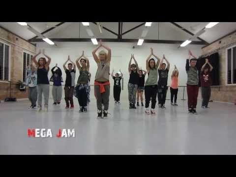 'Talk Dirty' Jason Derulo choreography by Jasmine Meakin (Mega Jam) - YouTube