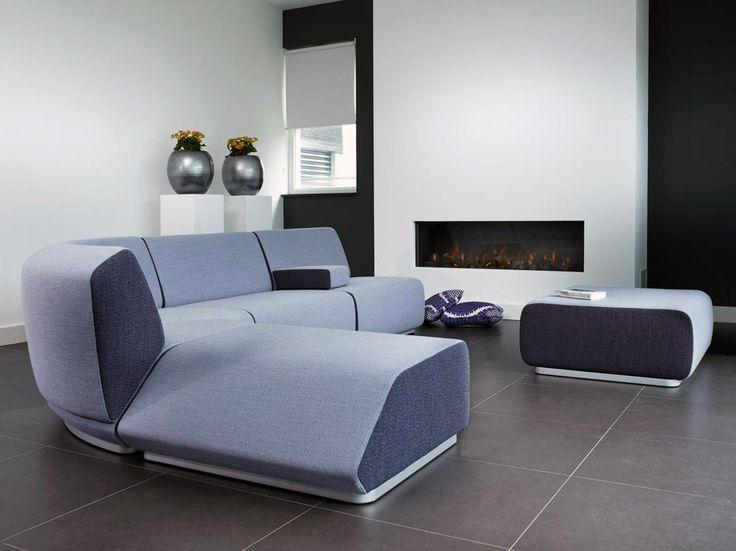 Patrick Norguet designer, Manhattan Sofa, Artifort, 2009 @patricknorguet