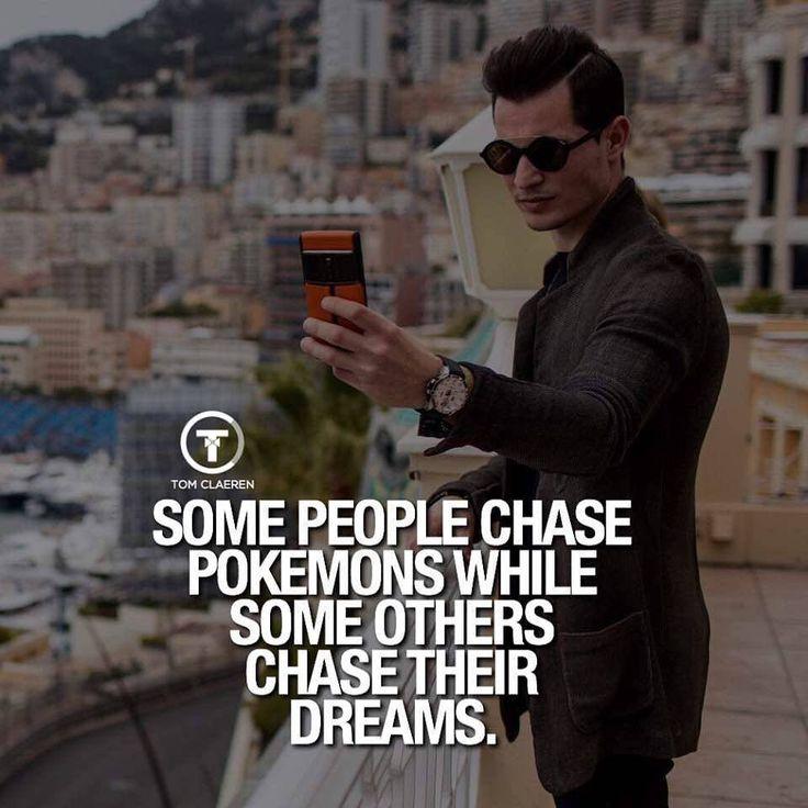 I chase my dreams - and you? #dreams #lovemyjob #pokemongo @hamoriblanka