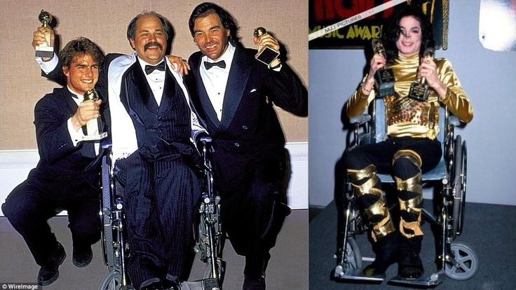 Born on the Fourth of July & 1993 Soul Train Awards 7月4日に生まれて&1993 ソウル・トレイン・アワード Tom Cruise トム・クルーズ Michael Jackson マイケル・ジャクソン
