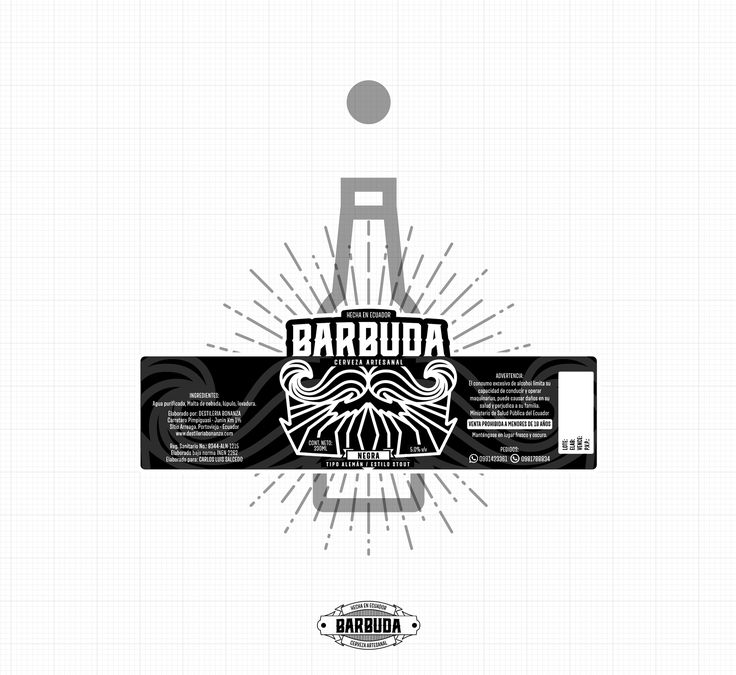 Barbuda Craft Beer on Packaging of the World - Creative Package Design Gallery