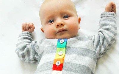 Moda dla dzieci Bonnie Baby ? najlepsze tkaniny dla niemowląt