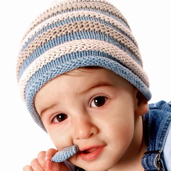 1000+ images about Baby Hats - Knitting and Crochet Patterns on Pinterest B...