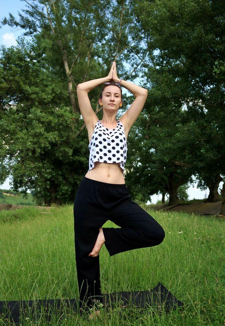 What yoga?  Photo by Madalina Ciosu.