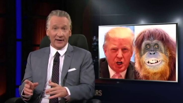 Bill Maher VS Donald Trump - The Full Story 2014
