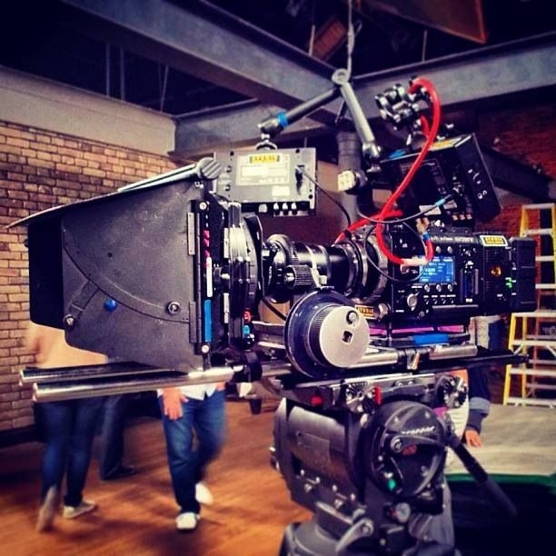 I love this cámara,Sony pmw-f55 shooting 2.40 anamorphic